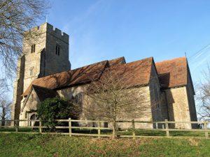 Stone-in-Oxney Church