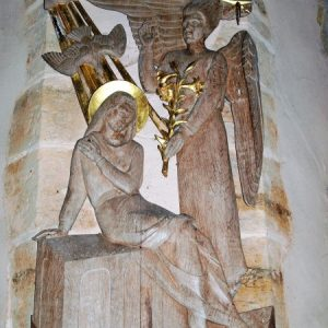 Reredos of the Annunciation