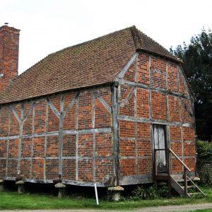 Early 17th century barn