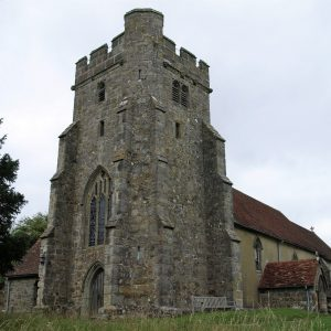 St Mary's from the south-west