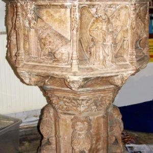14th century font