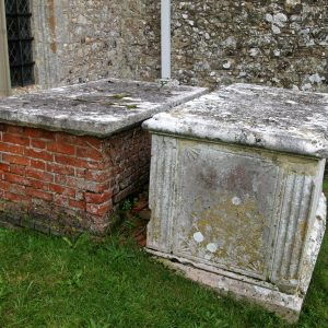 The Cromwell tomb