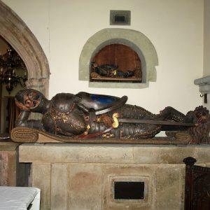 Sir John Oglander tomb