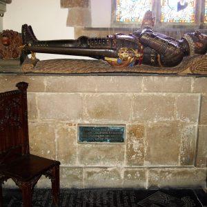 Sir William Oglander tomb