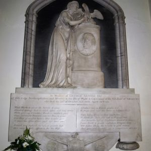 The George Arnold memorial