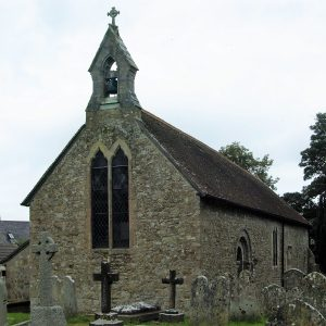 St Edmund's from the south-west