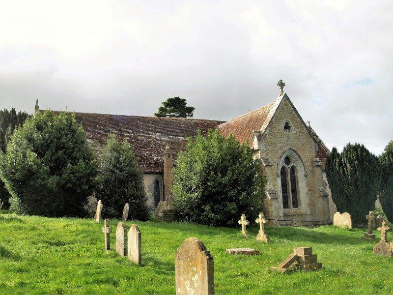 Calbourne Church