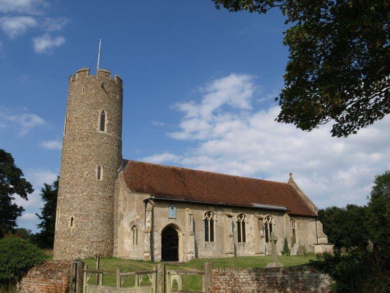 Frostenden Church