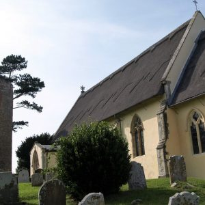 St Andrew's from the south-east